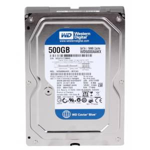 Жесткий диск 500 ГБ WD Blue