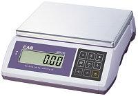 Настольные фасовочные весы со счетными функциями ED-6