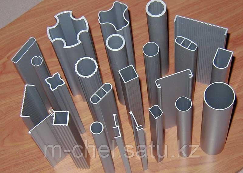 Алюминевый профиль в95т квадратная труба прямоугольная труба уголок ГОСТ