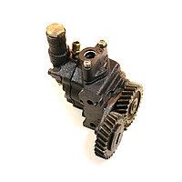 Насос масляный (аналог)с клапаном в сборе для двигателя ЯМЗ 236-1011014-г