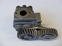 Насос масляный (аналог) с клапаном редукционным для двигателя ЯМЗ 7511-1011014