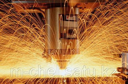 Гильотиной резка металла