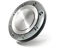 Заглушка фланцевая нержавеющая сталь Ду80 Ру63 ГОСТ 24.200.02-90