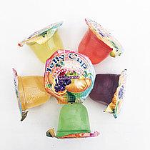 Желе Jelly Cup 15gr  в ассортименте (100 шт в упаковке)