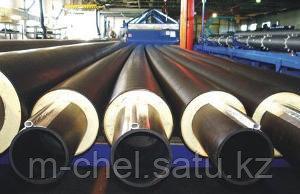 Изоляция труб ППУ гидроизоляция 2-х/3-х слойная