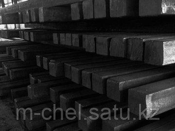 Квадрат стальной 230 х 230 мм 38хма Горячекатанный