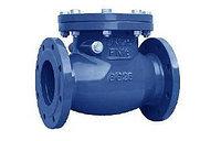 Клапан обратный латунный Ду80 19б1нж Ру16