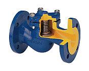 Клапан обратный стальной Ду800 19с63нж Ру63 ГОСТ 12815-80