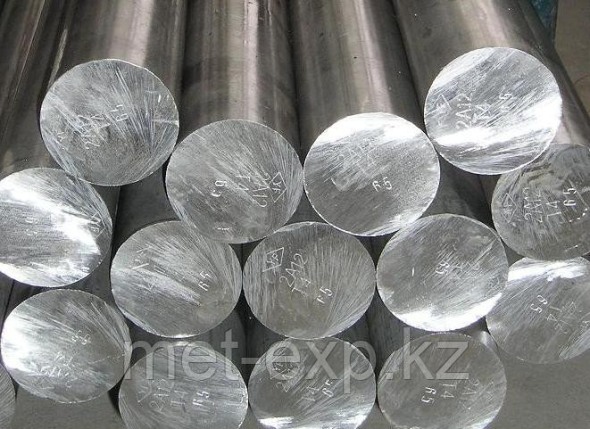 Круг алюминевый 52 мм АК6Т1 ГОСТ 21488-97 РЕЗКА в размер ДОСТАВКА