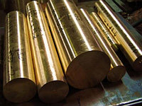 Круг бронзовый 58 БрАЖ 9-4 ГОСТ РЕЗКА в размер ДОСТАВКА
