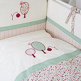 PERINA Комплект в кровать 3 предмета Клюковка КЛ3-01.3, фото 3