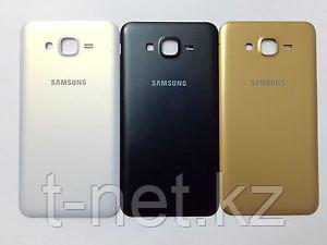 Задняя Крышка Samsung J3 J320, цвет черный, золотой, белый