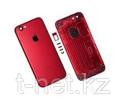 Задняя Крышка Iphone 6g под 7, Red красный