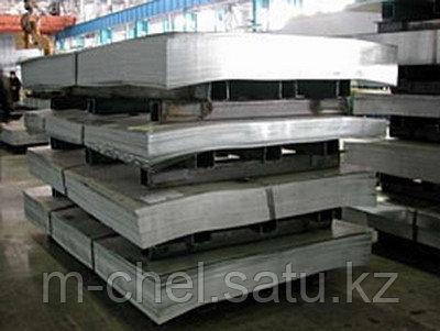 Лист нержавеющий 10 мм AISI 316Ti ШЛИФ гост 1250х2500 1500х6000 и др.