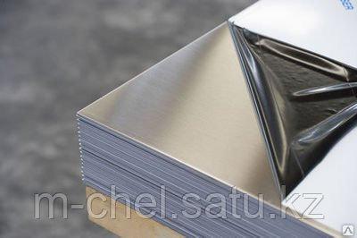 Лист нержавеющий 102 мм Ст10 ГОСТ 10704-105 РЕЗКА в размер ДОСТАВКА
