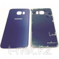 Задняя Крышка Samsung S6, цвет gold, blue