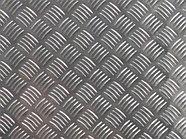 Лист рифленый 0,5 мм Ст3 ГОСТ 8568-77 РЕЗКА в размер ДОСТАВКА