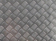 Лист рифленый 1,5 мм 12Х18Н10Т ГОСТ 16523-98 РЕЗКА в размер ДОСТАВКА