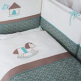 PERINA Комплект в кровать 3 предмета  ЖИЛА-БЫЛА ЛОШАДКА ЖБ3-01.4, фото 3