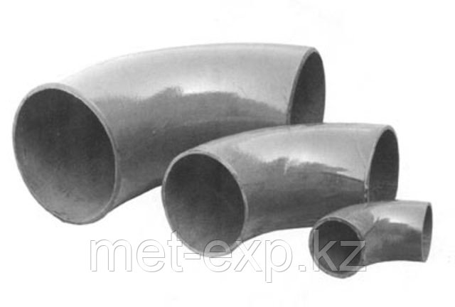 Отвод крутоизогнутый Ду89 Ру10 ТУ 102-4881-05