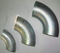 Отвод оцинкованный Ду80 х 4 ст.20 17г1с 12х18н10т крутоизогнутый стальной