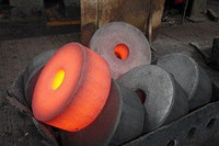 Поковка стальная 100-3500 мм круглая 34хн1м и мн. др.