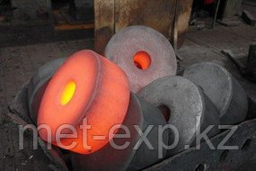 Поковка стальная 100-3500 мм куб 55с2 и мн. др.