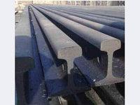 Рельсы рудничные КР-140 ГОСТ 5876-82 В М76Ц с износом новые резерв 12,5м 25м