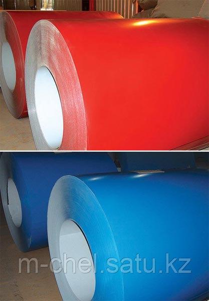 Рулонный прокат с покрытием 08КП СТО ММК 376-2005