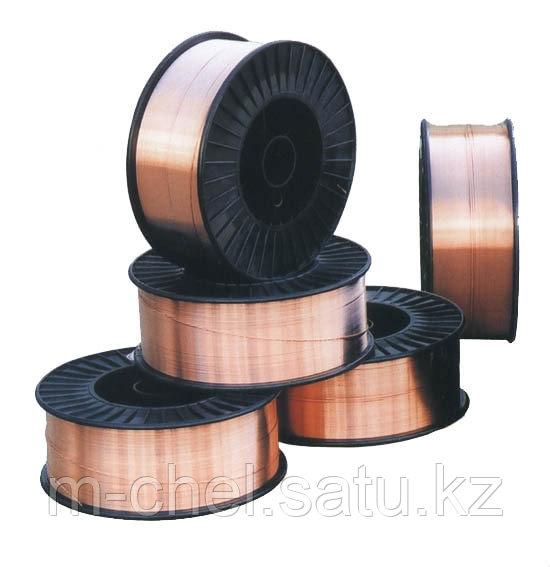 Сварочная проволока для низкоуглеродистых сталей 1 мм OK Autrod 12.51