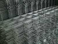 Сетка металлическая заборная 4 мм ст3сп5 пр-во Россия от 1 кв.м.