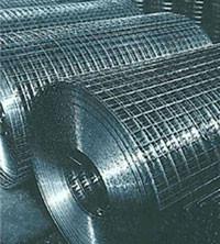 Сетка металлическая сварная оцинкованная 25х25х1,8 мм ГОСТ