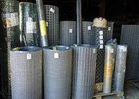 Сетка металлическая рабица 0.02 мм 30М ГОСТ 3187-80 ОТМАТЫВАЕМ
