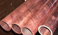 Труба бронзовая БрАМц 9-2 ГОСТ РЕЗКА в размер ДОСТАВКА