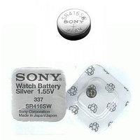 Батарейка сони337 battery sony337 микронаушник