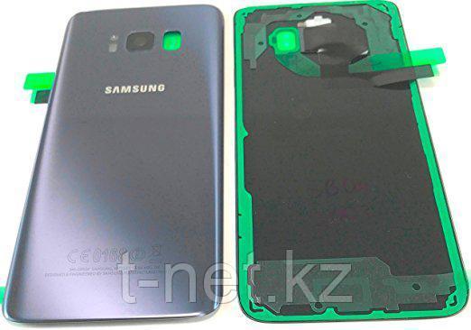 Задняя Крышка Samsung S8, цвет черный