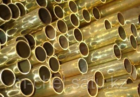 Труба латунная прокат 15 мм л63