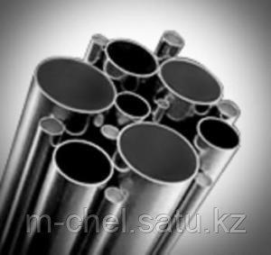 Труба нержавеющая 140 х 0,1-130 мм 10х23н18 МАТОВАЯ