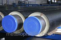 Труба прямошовная электросварная стальная ППУ 89 121 159 219 325 377 426 530 ст.20 09г2с 12х18н10т