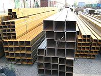 Труба профильная стальная 40 х 10 мм 12Х18Н10Т ГОСТ 8639-69 пр-во ММК РЕЗКА в размер ДОСТАВКА