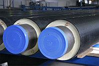 Труба теплоизолированная от 32 мм до 1020 мм с/без кабеля (на разрыв трубы) ОЦ/ПЭ