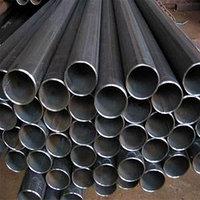 Труба электросварная 168,3 мм 17ГС ГОСТ 3262-75 толстостенная
