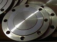 Фланец заглушка Ду80 Ду100 Ду 200 300-800 ст. 17г1с, ст.09г2с ст.20 стальная нержавеющая