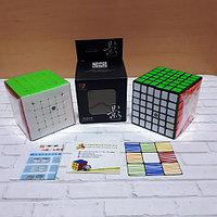 QiYi MoFangGe X-Man Shadow 6x6 Скоростной кубик Рубика