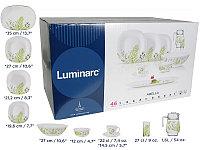 Столовый сервиз Luminarc Carine Abella 46 предметов на 6 персон