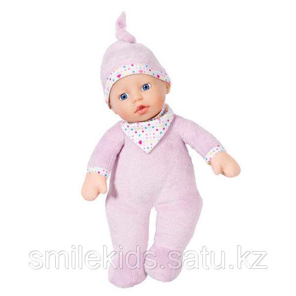 Кукла мягкая с твердой головой, 30 см