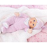 Кукла мягкая с твердой головой, 30 см, фото 2