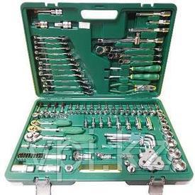 Набор инструментов автомобильных, 130пр. 1130G  De&Li
