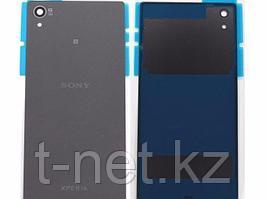 Задняя Крышка Sony Z5 , цвет черный