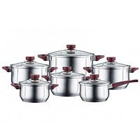 PH-15804 PETERHOF Набор посуды 12 в 1